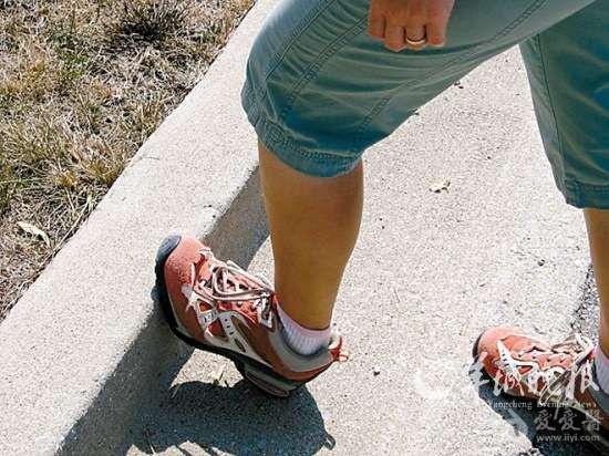 足底筋膜拉伸