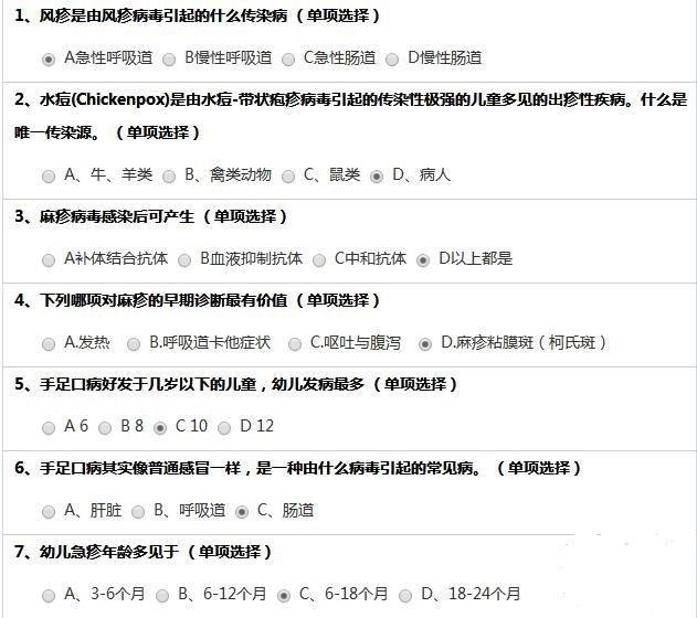 2019年浙江执业药师继续教育-小儿常见发热伴皮疹性疾病的诊疗 [复制链接].jpg